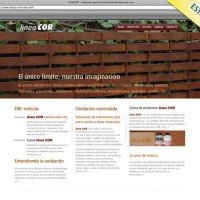 Linea COR estrena web site